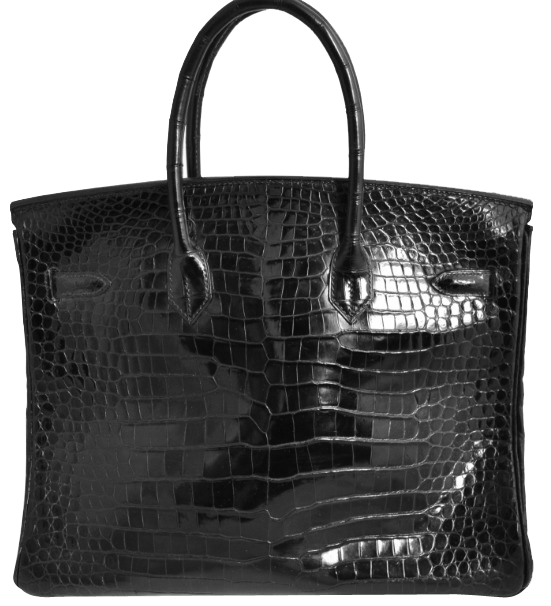 Hermès Birkin 35 Crocodile Porosus