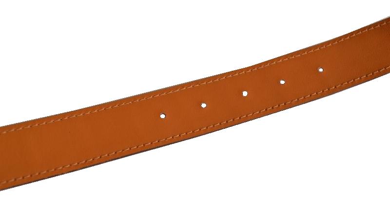 Boucle de ceinture Hermès modèle Constance - H Boucle dorée