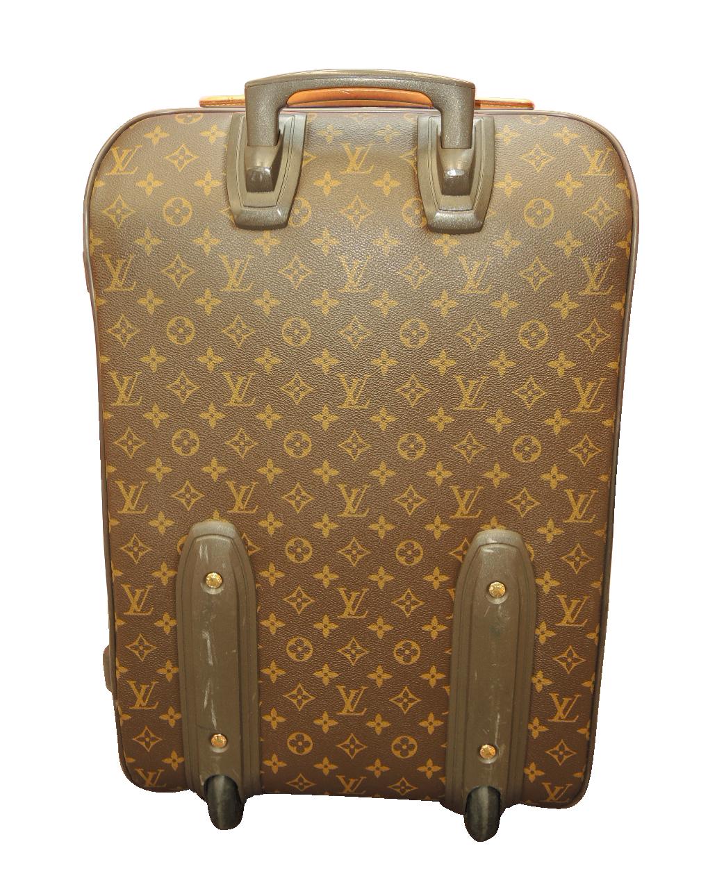 Valise Louis Vuitton Pégase 55 Toile monogram