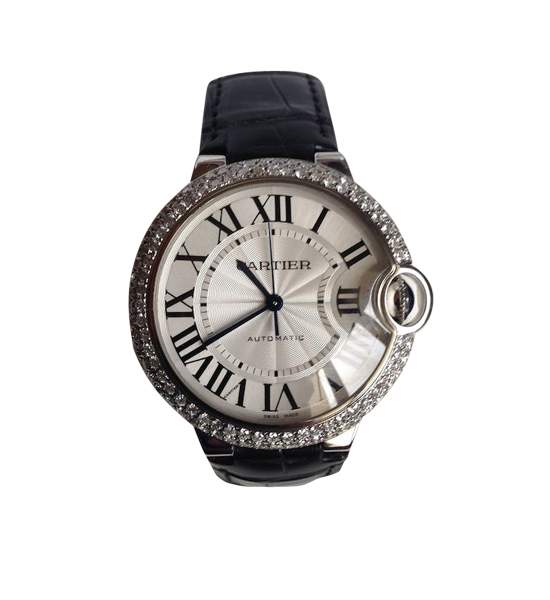 Montre Cartier Ballon Bleu Diamants