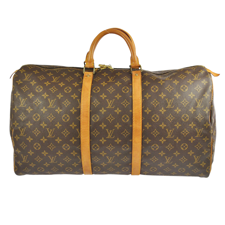 Sac Louis Vuitton Keepall 60 Monogram