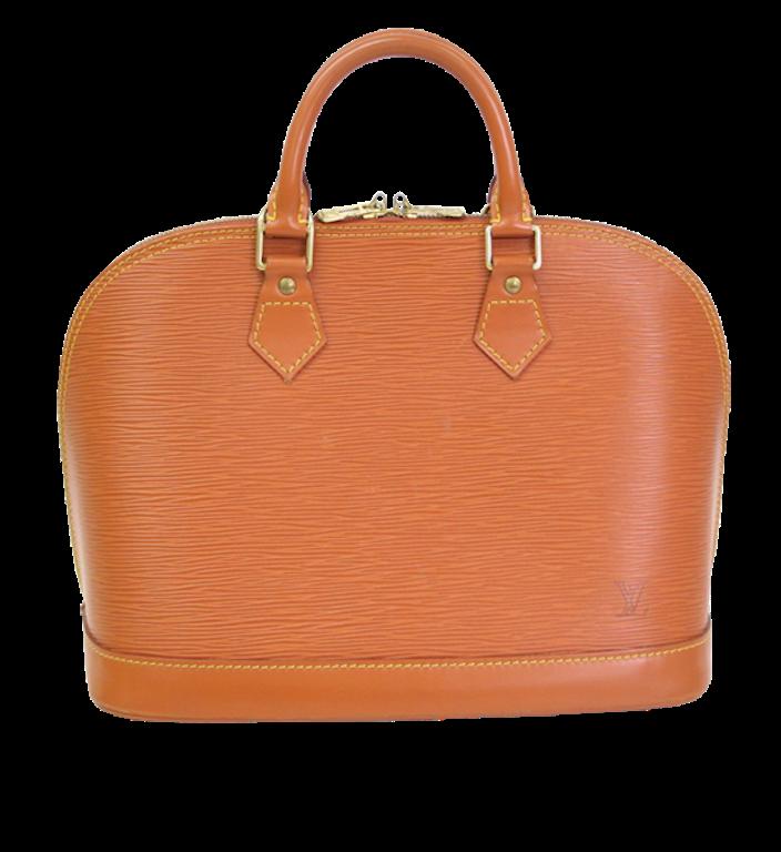 Louis Vuitton  Alma Epi Cognac