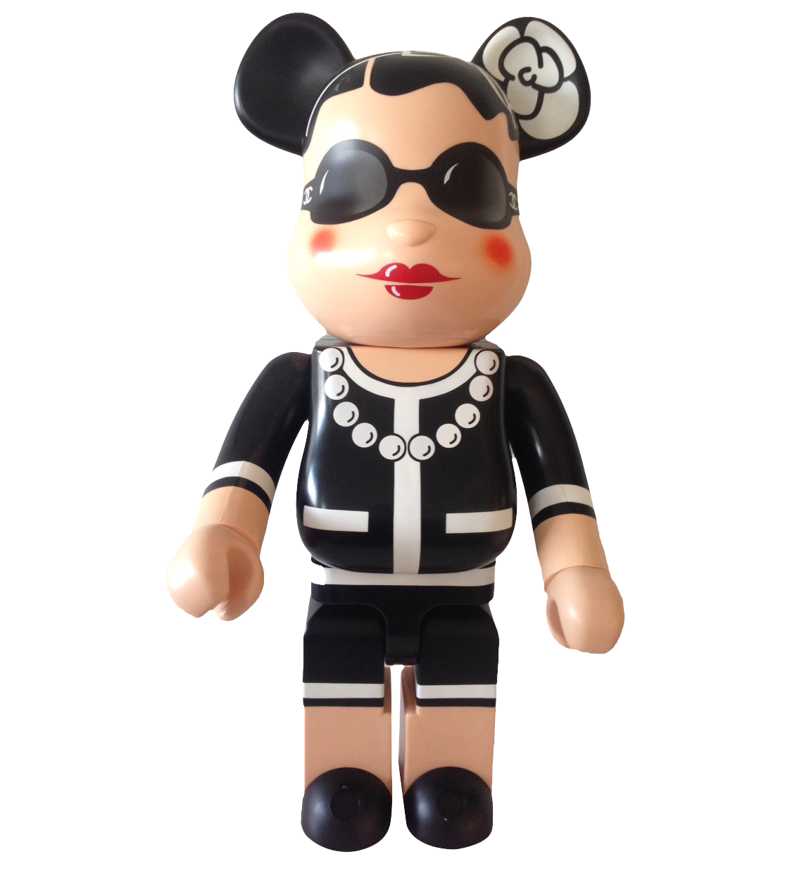 Bearbrick Chanel Collector