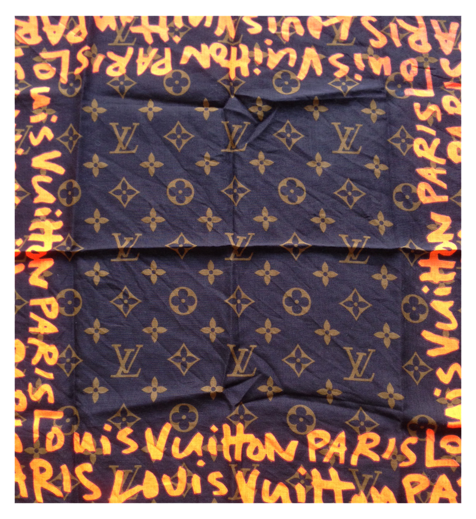 Louis Vuitton Carré Graffiti