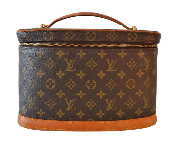 Vanity case Louis Vuitton modèle Nice
