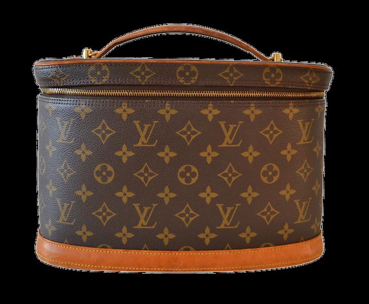 Vanity case Louis Vuitton modèle Nice