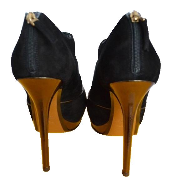 Chaussures Fendi SPUNTATA CAMOSCIO