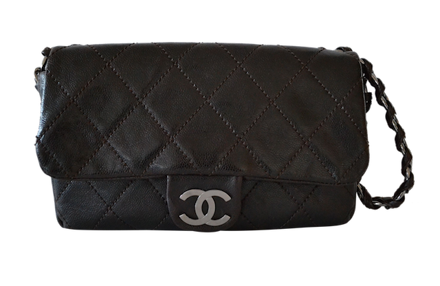 Chanel Timeless Caviar Brown
