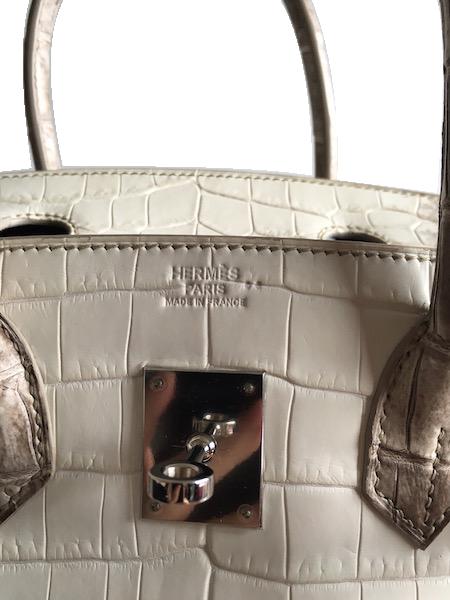 Sac Hermès Birkin 30 Himalaya