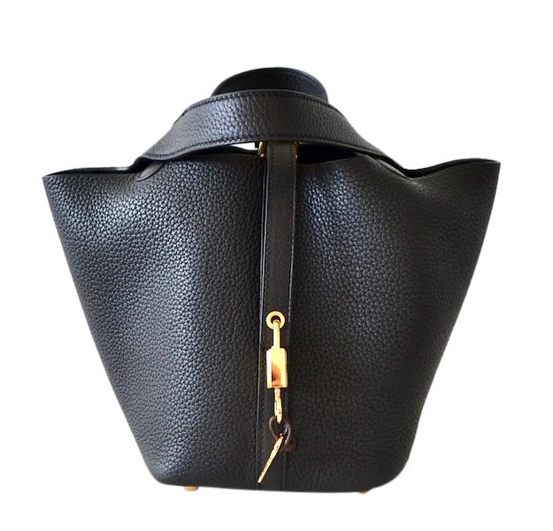 Sac Hermès Picotin 18 Noir